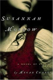 Cover of: Susannah Morrow