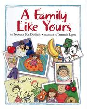 Cover of: A family like yours