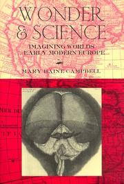 Cover of: Wonder & science