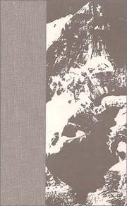Cover of: Deborah: a wilderness narrative ; The mountain of my fear