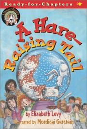 Cover of: A hare-raising tail