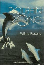 Cover of: Dolphin song