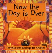 Cover of: Now the day is over