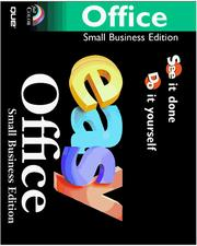 Cover of: Easy Microsoft Office 97 small business edition