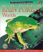Cover of: Rain forest worlds
