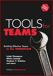 Cover of: Tools for teams