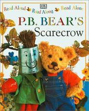 Cover of: P.B. Bear's scarecrow