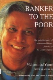Cover of: Banker to the poor