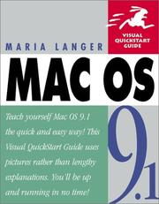 Cover of: MAC OS 9.1