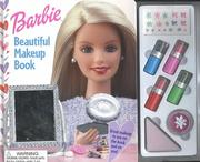 Cover of: Barbie beautiful makeup book