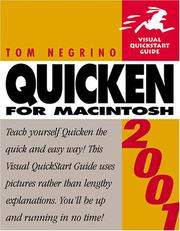 Cover of: Quicken 2001 for Macintosh