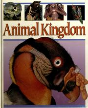 Cover of: Animal kingdom