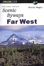 Cover of: National forest scenic byways, Far West