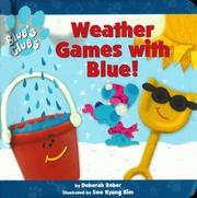 Cover of: Weather games with Blue!
