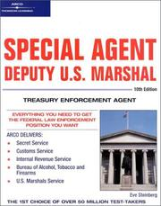 Cover of: Special agent