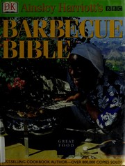 Cover of: Ainsley Harriott's barbecue bible