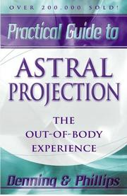 Cover of: Practical guide to astral projection