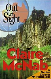 Cover of: Out of sight