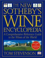 Cover of: The new Sotheby's wine encyclopedia