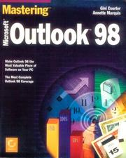 Cover of: Mastering Microsoft Outlook 98