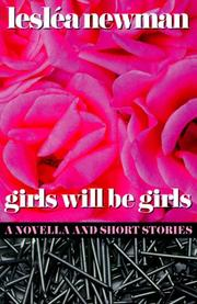 Cover of: Girls will be girls