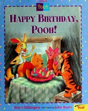 Cover of: Disney's Happy birthday, Pooh!