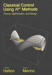 Cover of: Classical control using H [infinity] methods