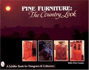 Cover of: Pine furniture: the country look