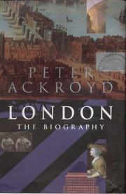 Cover of: London: The Biography
