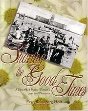 Cover of: Sharing the good times