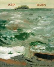 Cover of: Expression and meaning: The Marine Paintings of John Marin