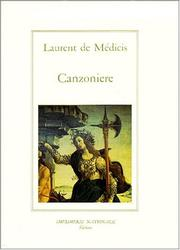 Cover of: Canzoniere