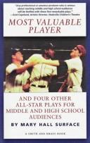 Cover of: Most valuable player and four other all-star plays for middle and high school audiences