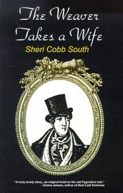 Cover of: The weaver takes a wife