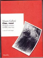 Cover of: Ciao, russi