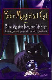 Cover of: Your magickal cat