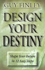 Cover of: Design your destiny