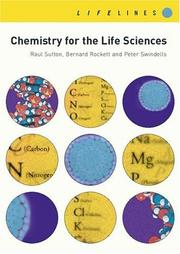 Cover of: Chemistry for the life sciences