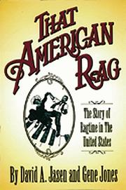 Cover of: That American rag