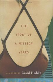 Cover of: The story of a million years