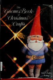 Cover of: The gnomes book of Christmas crafts