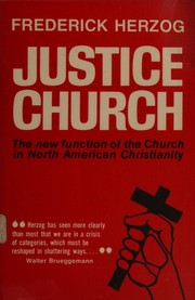 Cover of: Justice church