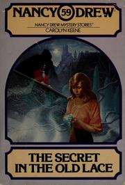 Cover of: The secret in the old lace