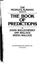Cover of: The People's almanac presents the Book of predictions