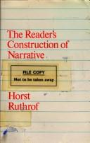 Cover of: The reader's construction of narrative