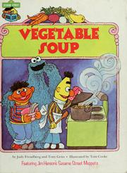 Cover of: Vegetable soup