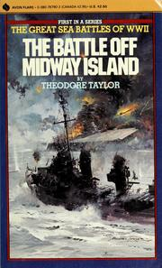 Cover of: The battle off Midway Island