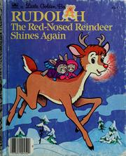 Cover of: Rudolph the red-nosed reindeer shines again