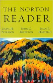 Cover of: The Norton reader