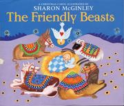 Cover of: The friendly beasts